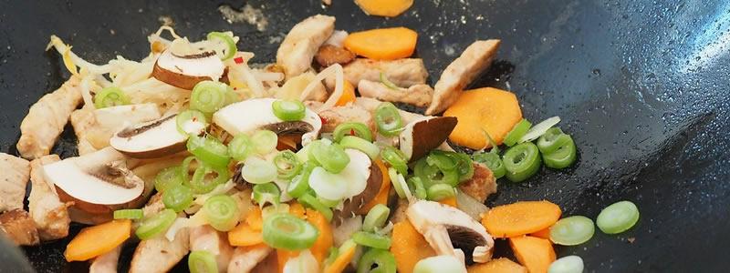 Cook and Co - Autour du wok 2